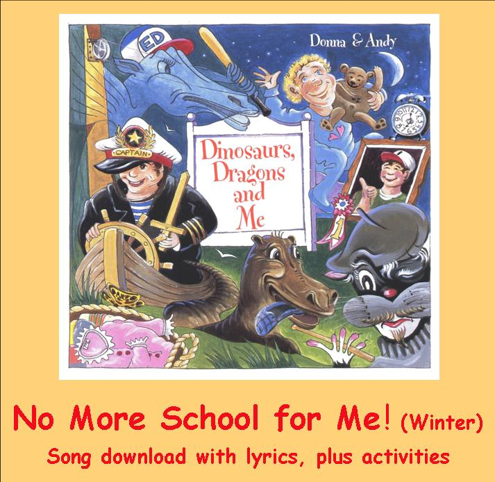 No More School for Me! Song Download with Lyrics