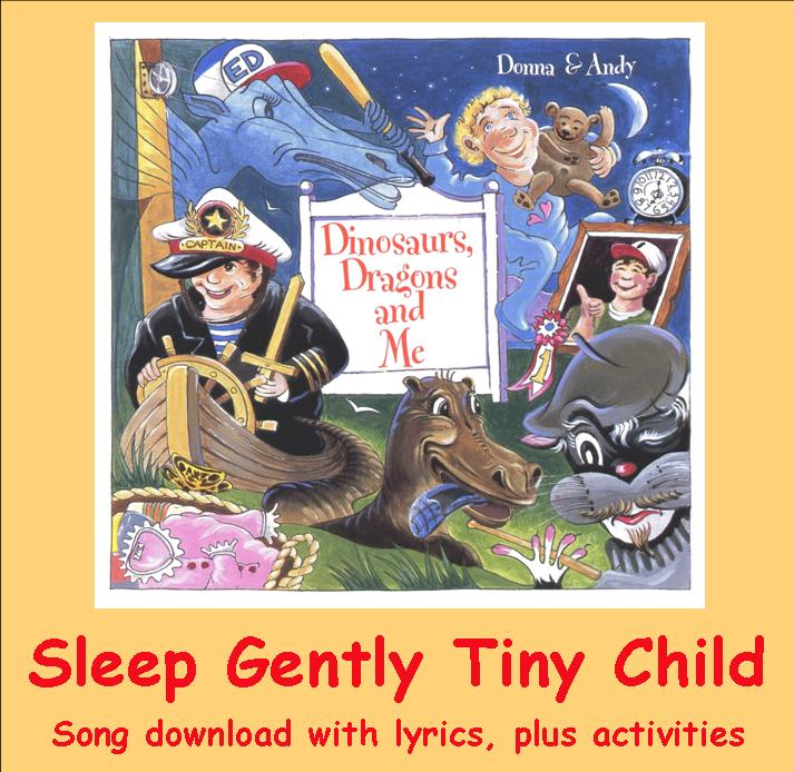 Sleep Gently Tiny Child Song Download with Lyrics