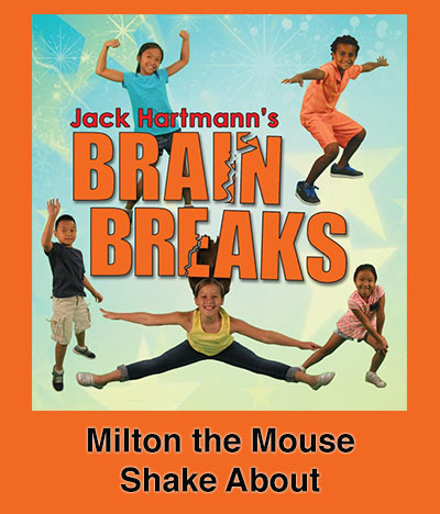 Milton the Mouse Shake About Song Download with Lyrics