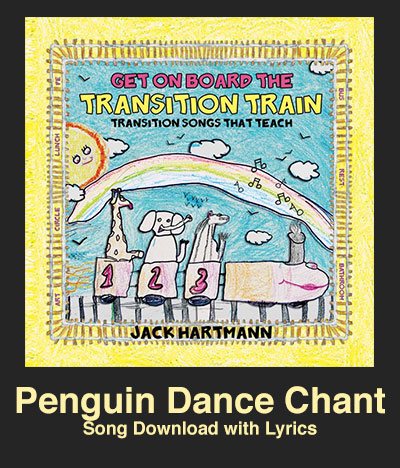 Penguin Dance Chant Song Download with Lyrics