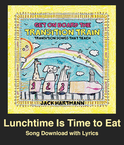 Lunchtime Is Time to Eat Song Download with Lyrics