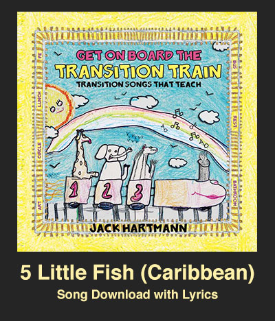 5 Little Fish (Caribbean) Song Download with Lyrics