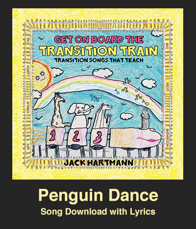 Penguin Dance Song Download with Lyrics