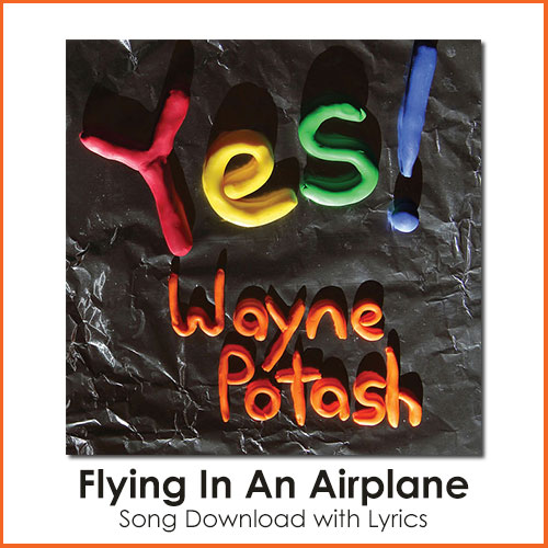 Flying In An Airplane Song Download with Lyrics