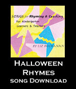 Halloween Rhymes Song Download with Lyrics