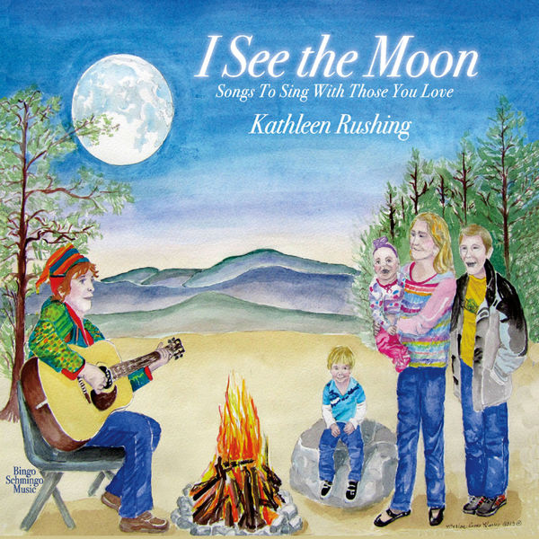 Kathleen Rushing: I See The Moon