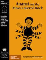 Anansi and the Moss Colored Rock Downloadable Musical Play with Script