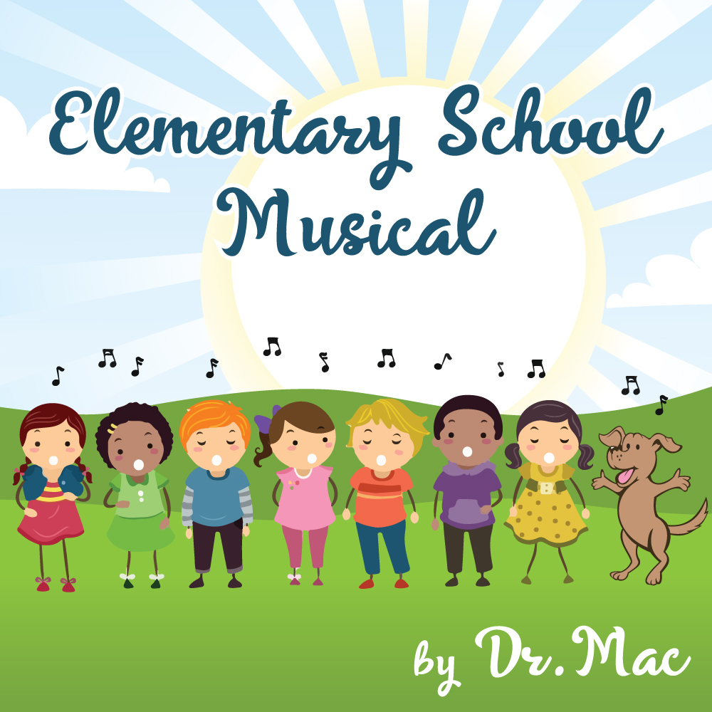Elementary School Musical Downloadable Musical Play with Script