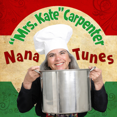 Mrs. Kate: NanasTunes