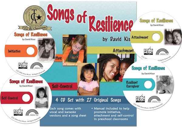 Growing Sound: Songs of Resilience Albums with Resource Manual