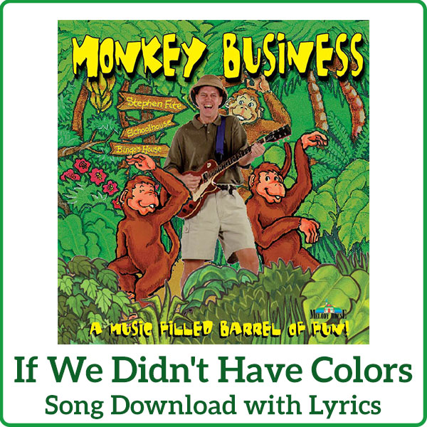 If We Didn't Have Colors Song Download with Lyrics