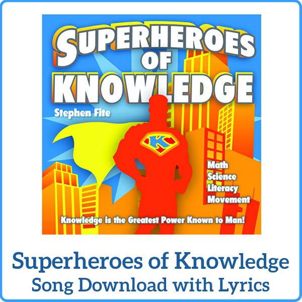 Superheroes of Knowledge Song Download with Lyrics