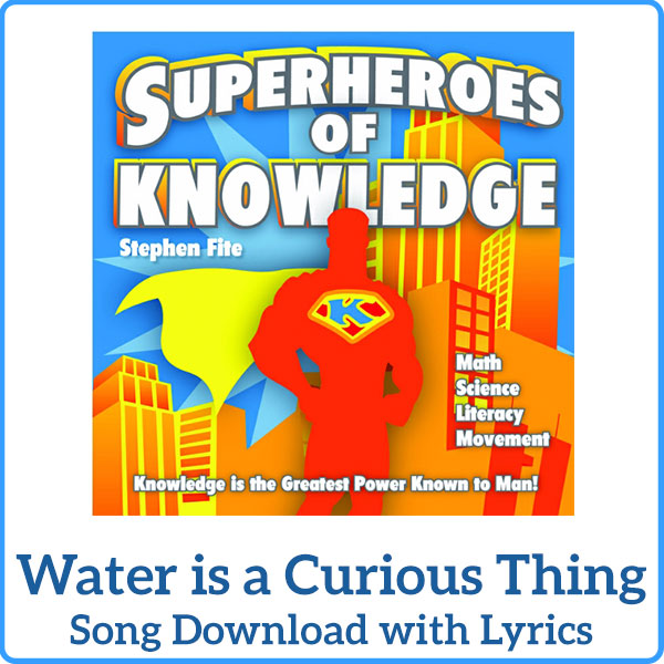 Water is a Curious Thing Song Download with Lyrics