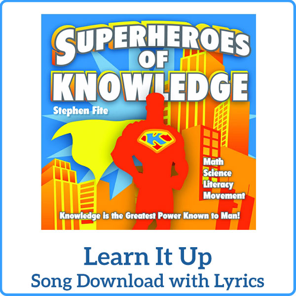 Learn It Up Tracks Download with Lyrics