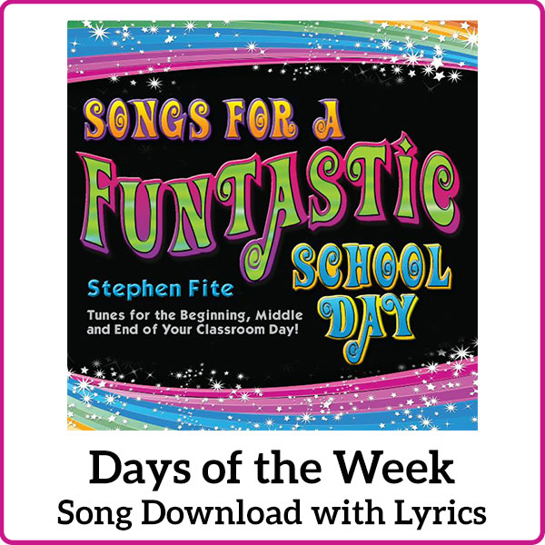 Days of the Week Download with Lyrics