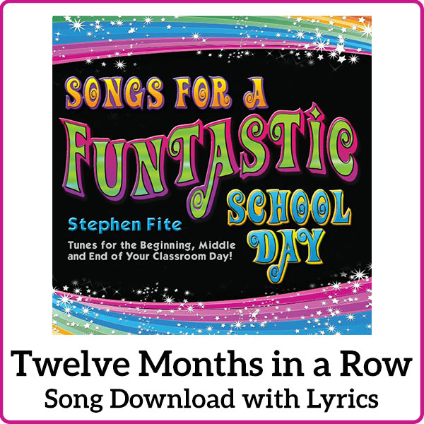 Twelve Months in a Row Song Download with Lyrics