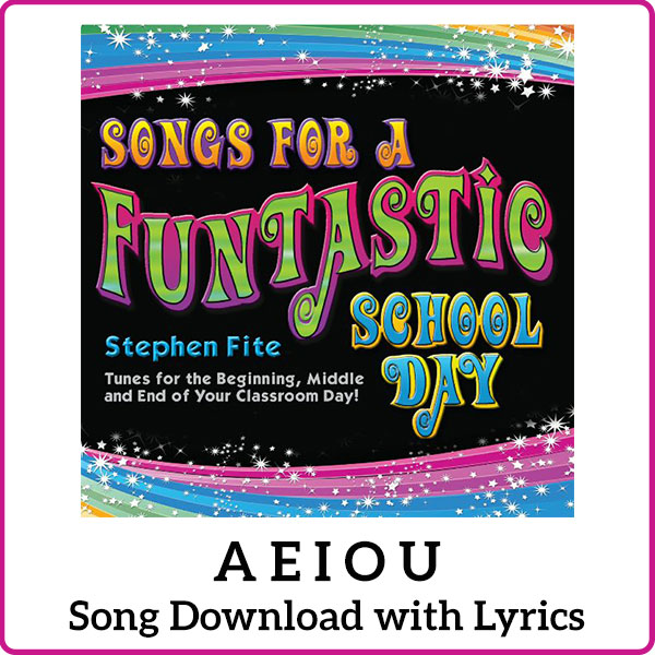 A E I O U Song Download with Lyrics