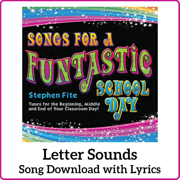 Letter Sounds Song Download with Lyrics