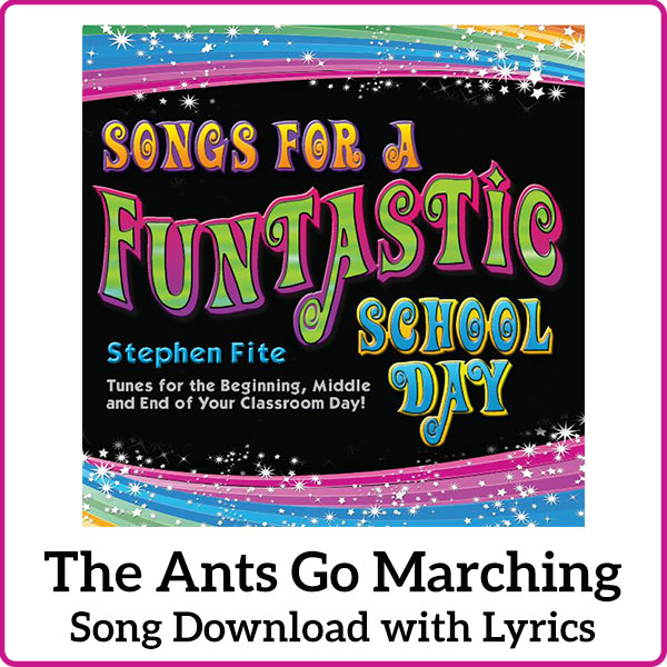 The Ants Go Marching Song Download with Lyrics