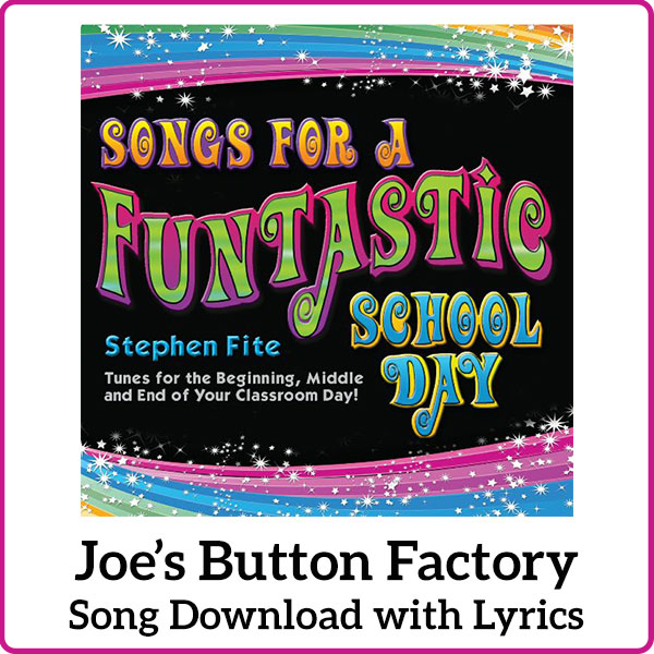 Joe's Button Factory Song Download with Lyrics