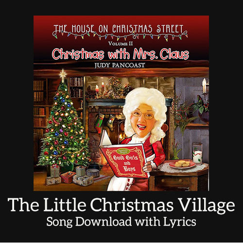 The Little Christmas Village Song Download with Lyrics