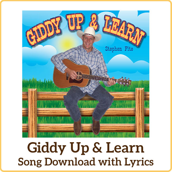 Giddy Up & Learn Song Download with Lyrics