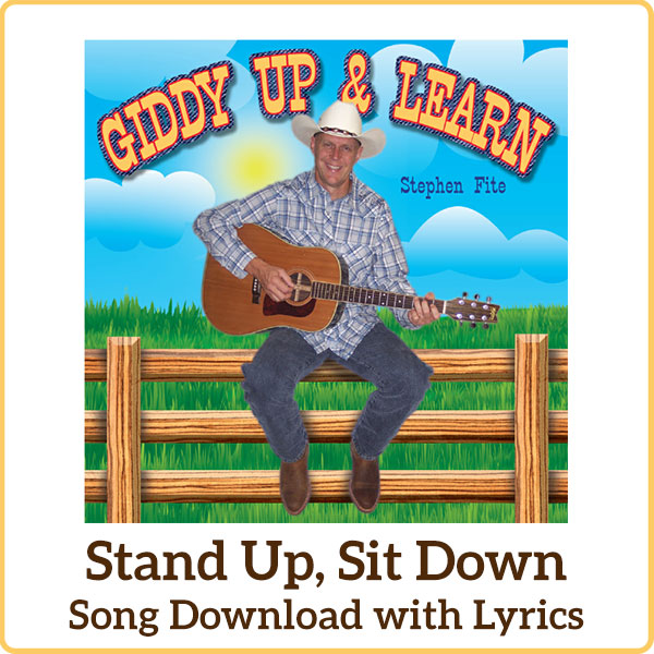 Stand Up, Sit Down Song Download with Lyrics