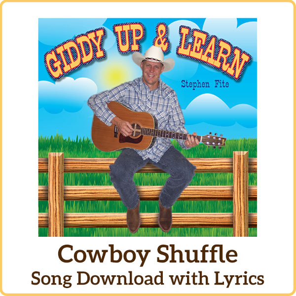 Cowboy Shuffle Song Download with Lyrics