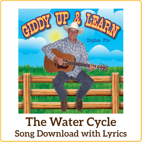 The Water Cycle Song Download with Lyrics