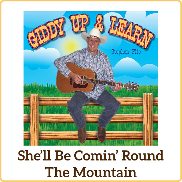 She'll Be Comin 'Round The Mountain Song Download with Lyrics