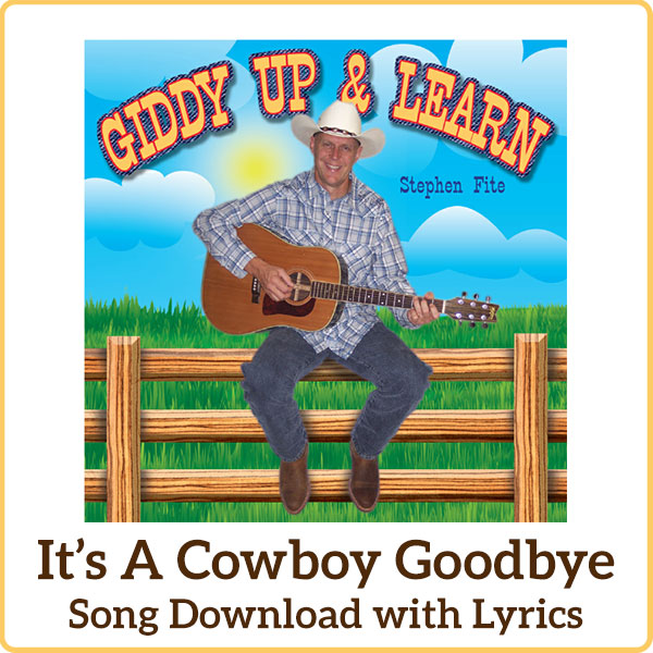 It''s A Cowboy Goodbye Song Download with Lyrics