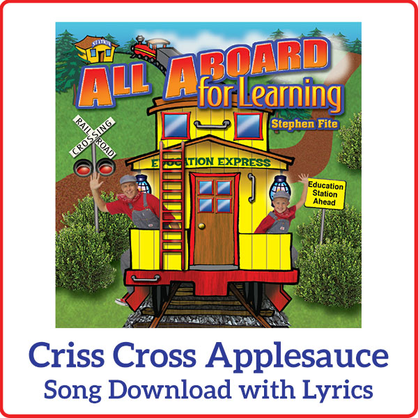 Criss Cross Applesauce Song Download with Lyrics