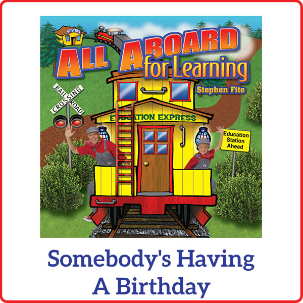 Somebody's Having A Birthday Song Download with Lyrics