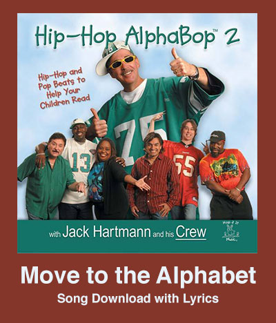 Move to the Alphabet Song Download with Lyrics