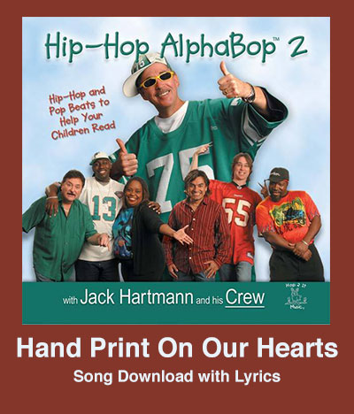 Hand Print On Our Hearts Song Download with Lyrics