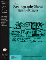 The Oceanography Show: Tide Pool Condos Downloadable Musical Play