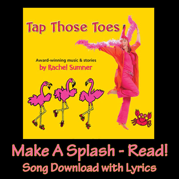 Make A Splash - Read! Song Download with Lyrics