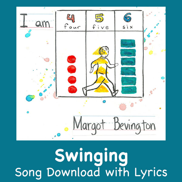 swinging and lyrics