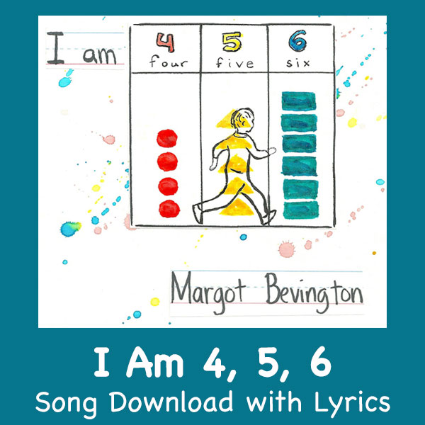 I Am 4, 5, 6 Song Download with Lyrics