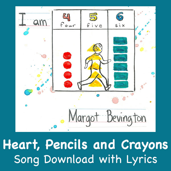 Heart, Pencils and Crayons Song Download with Lyrics