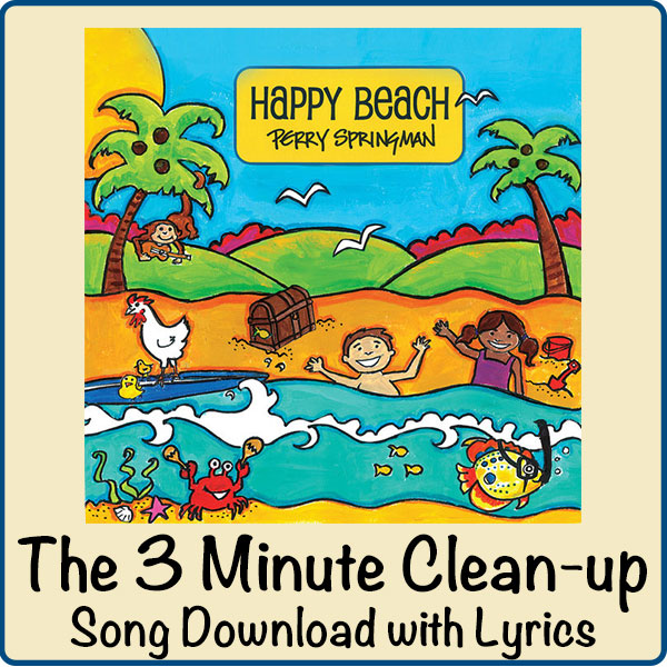 The 3 Minute Clean-up  Song Download with Lyrics