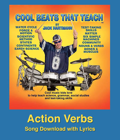 Action Verbs Song Download with Lyrics