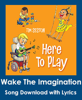 Wake The Imagination Download with Lyrics