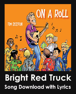 Bright Red Truck Song Download with Lyrics