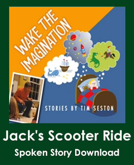 Jack's Scooter Ride Story Download