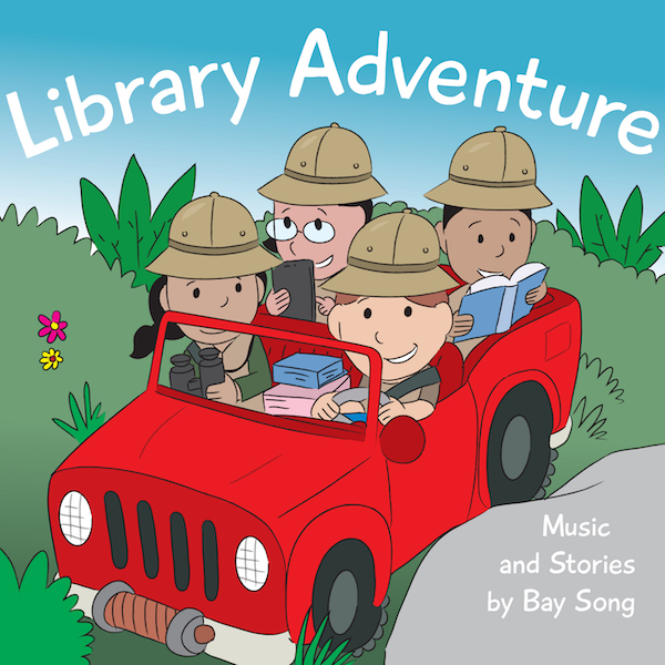Library Adventure Album Download with Lyrics