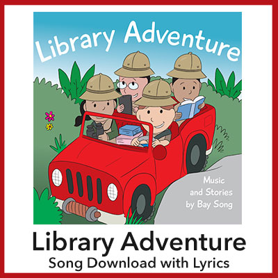 Library Adventure Song Download with Lyrics