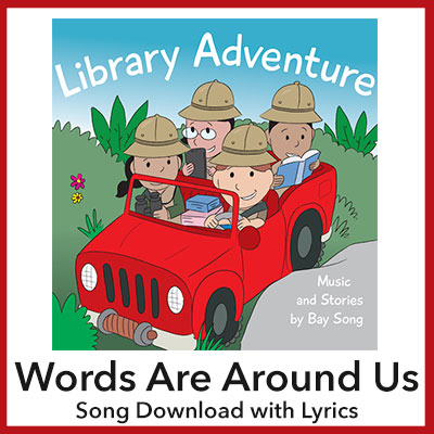 Words Are Around Us Song Download with Lyrics