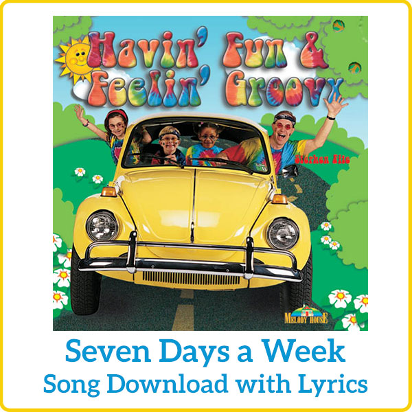 Seven Days a Week Song Download with Lyrics