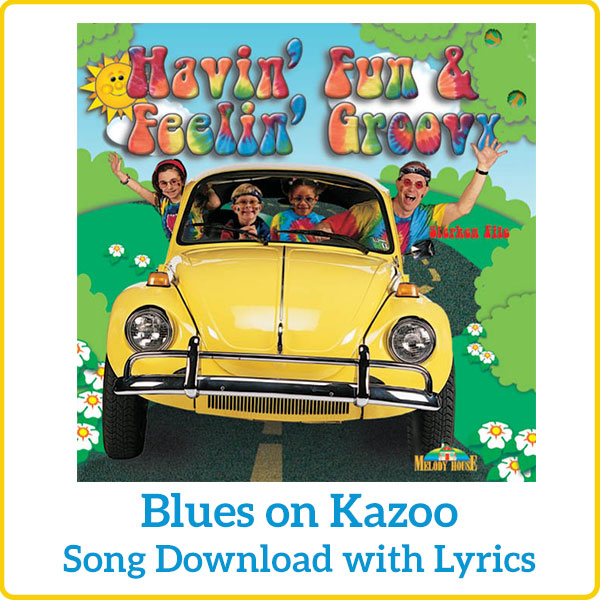 Blues on Kazoo Song Download with Lyrics